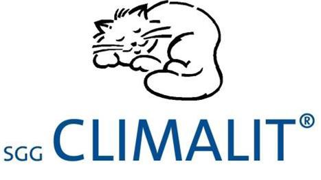 SGG CLIMALIT Logo Gato